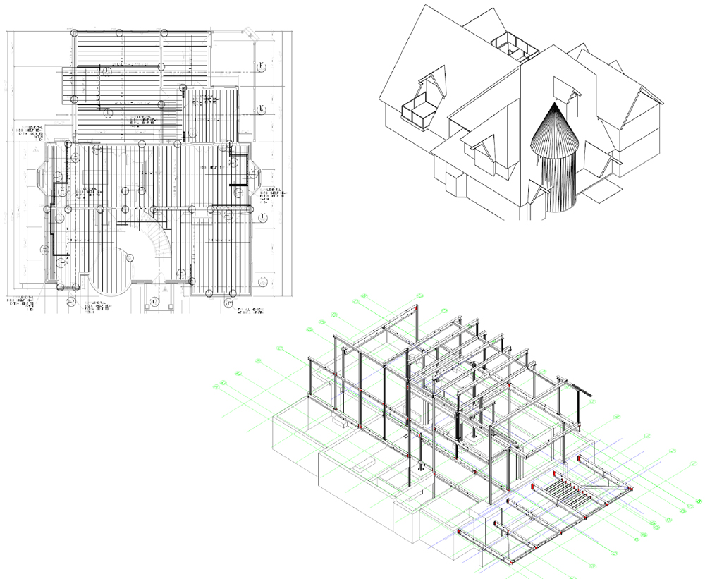 Structural Design For A Residential Building